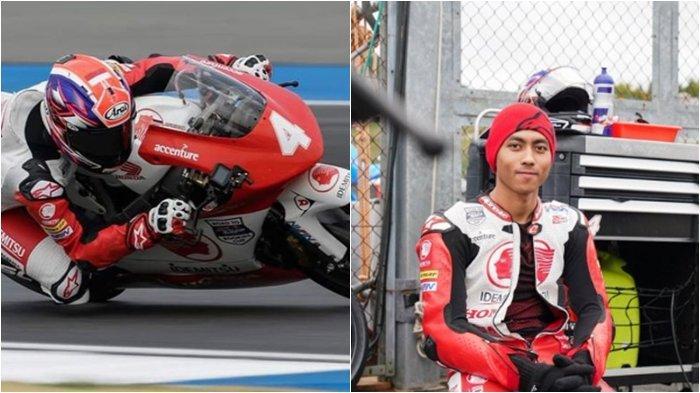 Kabar Duka dari MotoGP Pebalap Indonesia Afridza Munandar Meninggal Dunia di Sepang