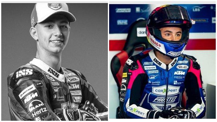 MotoGP Berduka, Kecelakaan Maut di Sirkuit Mugello Italia, Pembalap Moto3 Jason Dupasquier Meninggal