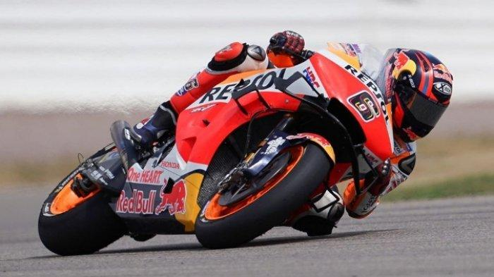 Jadwal MotoGp 2021, Honda Kudu Lapang Dada Lupakan Marc Marquez, Sosok Gaek Ini Gantikan di Pramusim