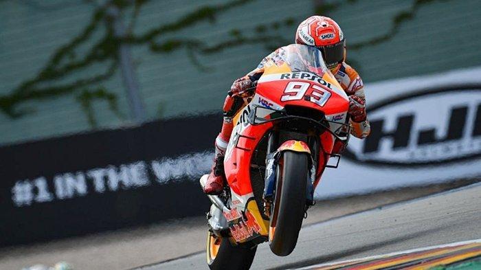 Marc Marquez Ungkap Kunci Kalahkan Valentino Rossi di MotoGP Musim Ini, Lionel Messi Jadi Inspirasi