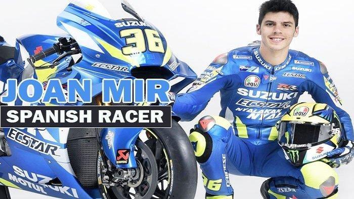 Perjalanan Joan Mir Juara Dunia MotoGP 2020, Dua Kali Gagal Finish, Patahkan Dominasi Marc Marquez