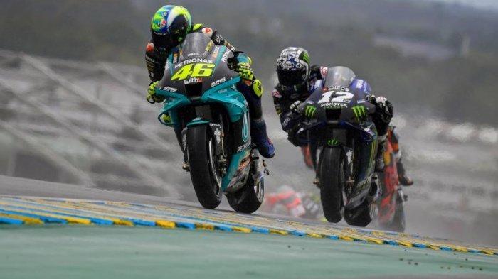 Jadwal MotoGP 2021 Lengkap Jam Tayang Live Trans7 dan UseeTV, Misi Sulit Rossi Bangkit di GP Italia