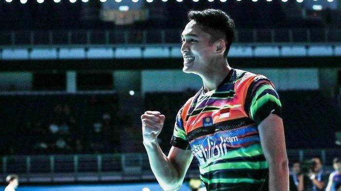 Indonesia Open 2019 - Anthony Ginting dan Juara Bertahan Tumbang Duluan, Ini Kata Jonatan Christie