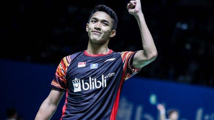 Hasil Thomas & Uber Cup 2020: Ginting, Jojo On Fire, Vito Kunci Kemenangan Indonesia atas Taiwan