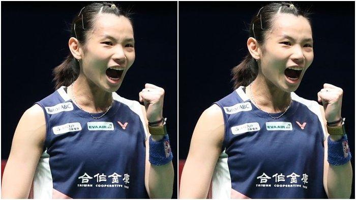 Kalahkan Chen Yufei dan Carolina Marin, Tai Tzu Ying Beber Strategi Juarai All England 2020