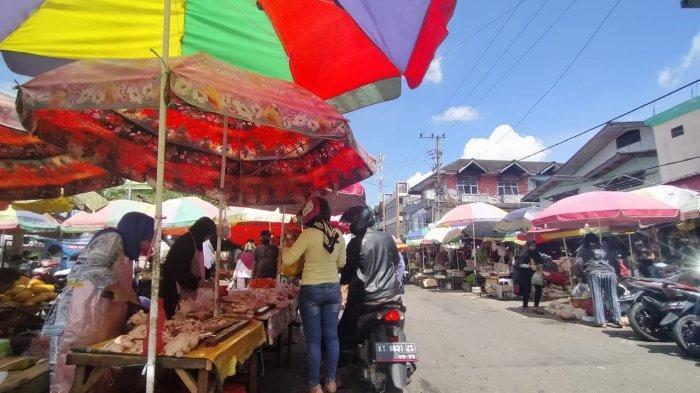 Siap-siap Angkat Kaki, PKL Pasar Pandan Sari Balikpapan Diberi Waktu Hingga 23 Juni untuk Pindah