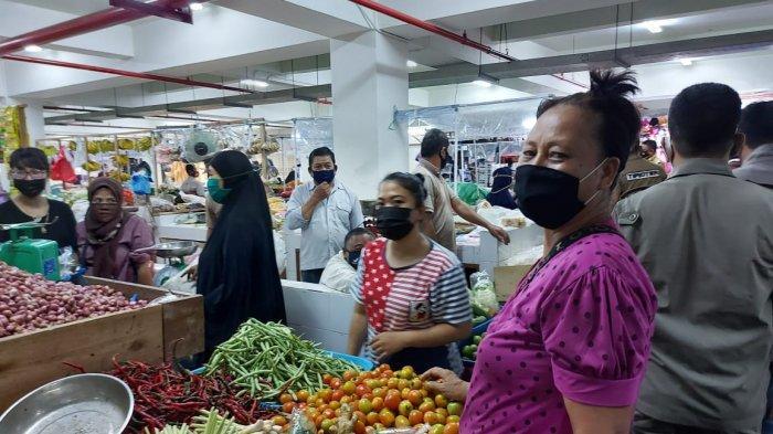 Awal Maret Harga Cabai di Tiga Pasar di Bontang Melambung Tinggi