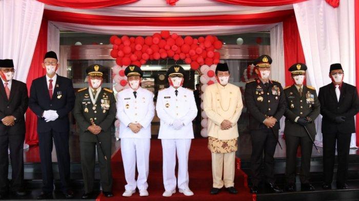 Gubernur: Selamat Datang Pangdam, Mayjen TNI Heri Wiranto Menjawab Izinkan Saya Kulo Nuwun