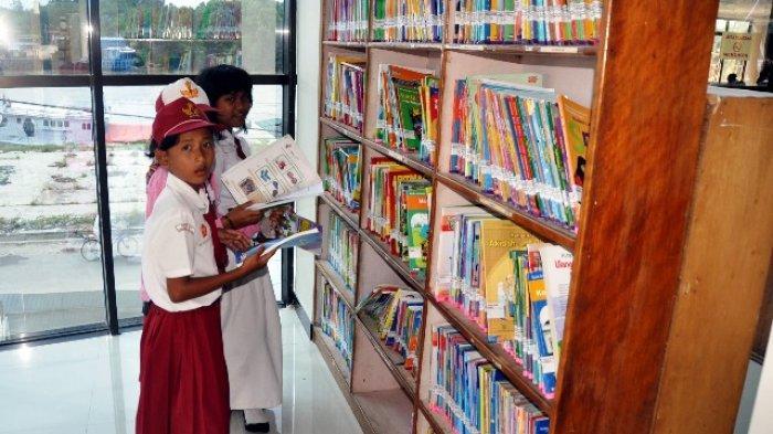 Perpustakaan Digital iBerau Tambah Koleksi 200 Judul Buku Tahun Ini