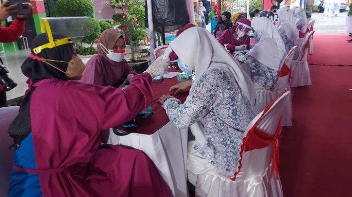Upaya Percepat PTM di Bontang, Dinkes Kebut Vaksinasi Pelajar, Target Desember Bakal Rampung
