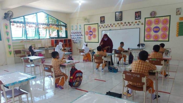 Disdikbud Kembali Keluarkan Rekomendasi PTM ke 26 Sekolah di Bontang