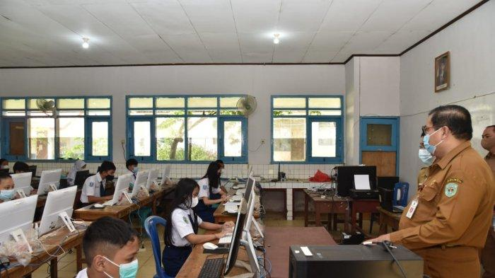 PTM Terbatas Perdana di Kubar, Disdikbud Tegaskan Tiap Sekolah Harus Kantongi Surat Rekomendasi