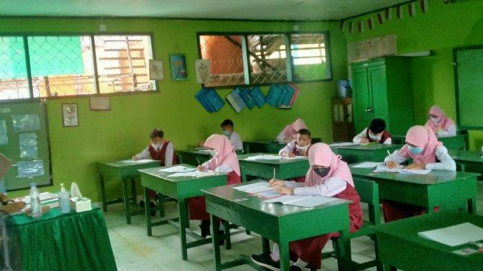 Sukses Gelar Ujian Tatap Muka, Disdikbud Bontang Belum Menerima Keluhan dari Murid dan Guru