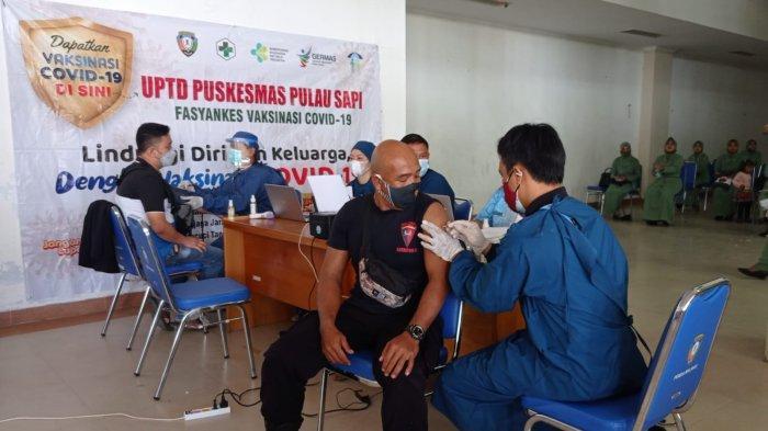 Cakupan Vaksinasi di Malinau Capai 51 Persen, Pasien Rawat Inap Covid-19 Terjadi Penurunan