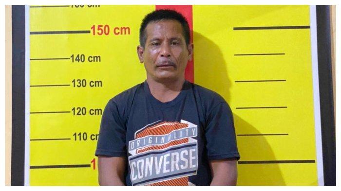 Pria Berumur 44 Tahun Cabuli 7 Bocah di Muara Badak Akhirnya Diciduk Polres Bontang