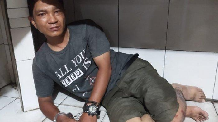 Pelaku Begal Payudara di Samarinda Dikejar Korban hingga ke Taman Samarendah, Jatuh dan Diamuk Massa