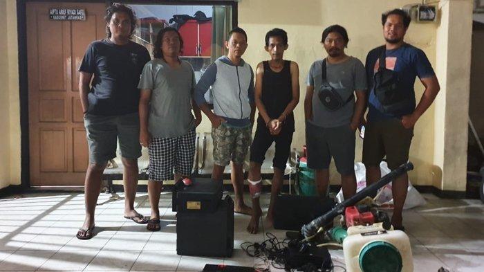 Keluar Masuk Lapas, TF Tak Jera Bobol Rumah di Tarakan, Kini Diancam 7 Tahun Penjara