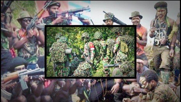 KKB Baku Tembak Sama Kopassus di Kawasan Segitiga Hitam, Cek Kondisi Terkini Papua: 2 Teroris Tewas