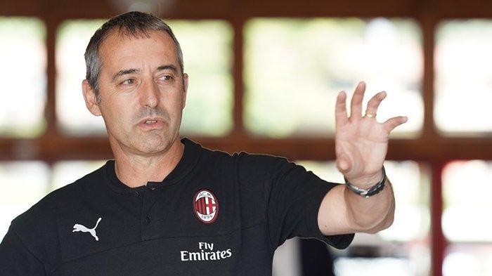 LINK LIVE STREAMING Mola TV - Bayern Munchen vs AC Milan, Debut Pelatih Anyar Marco Giampaolo