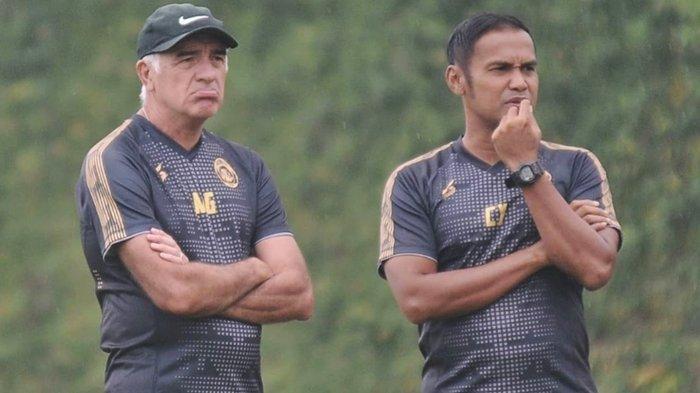 Mario Gomez Stres dan Ketakutan Jelang Liga 1 2020 Persikabo vs Arema FC, Charis Yulianto Bikin Ulah