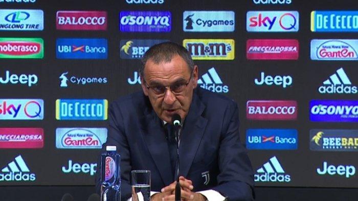 Sikap Mengejutkan Maurizio Sarri Soal Kegagalan Penalti Ronaldo Lawan AC Milan, 70 Hari Tak Main