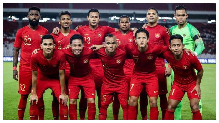 Rilis Terbaru Peringkat FIFA Indonesia, Evan Dimas Dkk Ada di Posisi Ini, Tugas Berat Shin Tae-yong