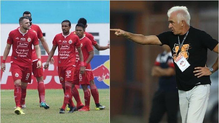 Kalah dari Persija Jakarta, Lengkapi Catatan Minor Mario Gomez, Termasuk Saat Menukangi Persib