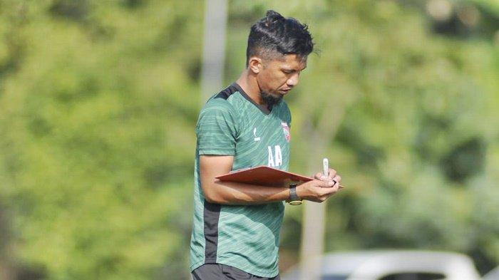 Kalah Lawan Persik Kediri, Coach Amir Sebut Banyak Pelajaran dan Pengalaman Bagi Borneo FC Samarinda