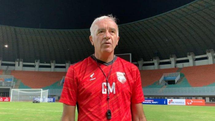 Hadapi Persik Kediri, Pelatih Borneo FC Mario Gomez Belum Mau Pasang Boaz Solossa sebagai Starter