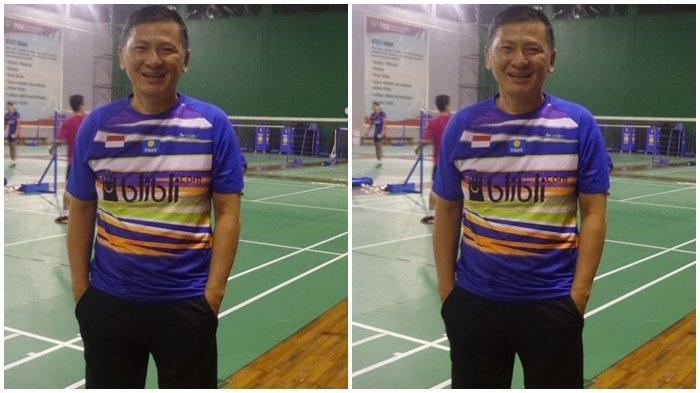 Kondisi Pelatih Anthony Ginting Sandang Status PDP Virus Corona, Hasil Rapid Test Negatif Covid-19