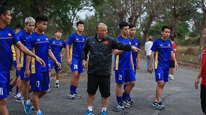 Hadapi Timnas Indonesia U23 di Final SEA Games 2019, Pelatih Vietnam Ungkap Masalah Pemain di Timnya
