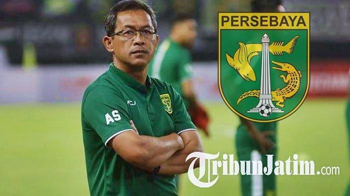 Jelang Liga 1, Aji Santoso tak Beri Libur ke Pemain Persebaya Surabaya