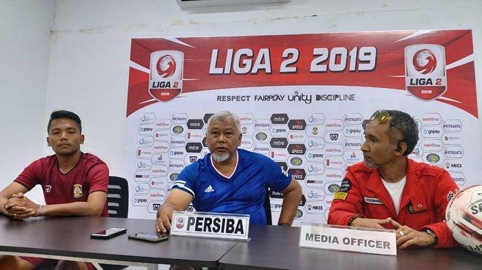 Persiba Balikpapan vs Madura FC, Satia Bagdja Ingatkan Pemain Jangan Anggap Remeh Lawan