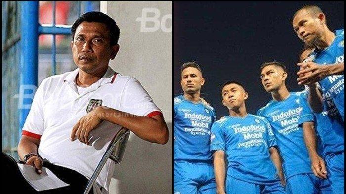 LINK Live Streaming Piala Menpora 2021 Persita vs Persib, Laga Krusial! Widodo CP Tahu Titik Lemah