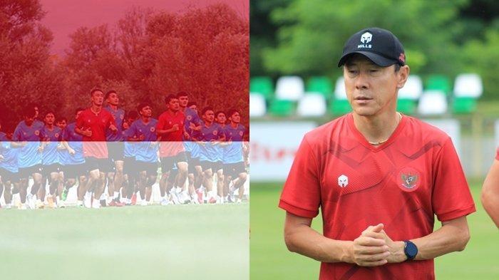 Beginilah Penilaian PSSI Atas Kinerja Shin Tae-yong di Timnas U-19 Indonesia