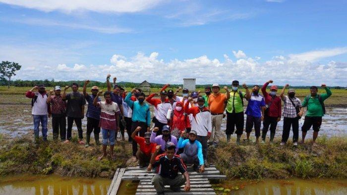 Bank Indonesia Balikpapan Gelar Pelatihan Pertanian Organik dan Korporatisasi