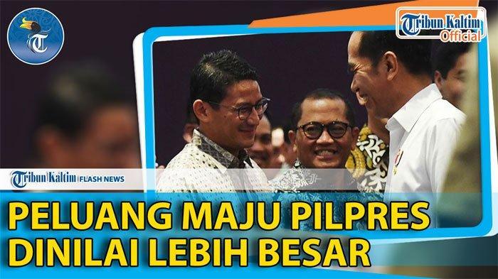 Pilpres 2024, Elektabilitas Sandiaga Uno Melejit, Anies Baswedan Tertinggi di Antara Kepala Daerah