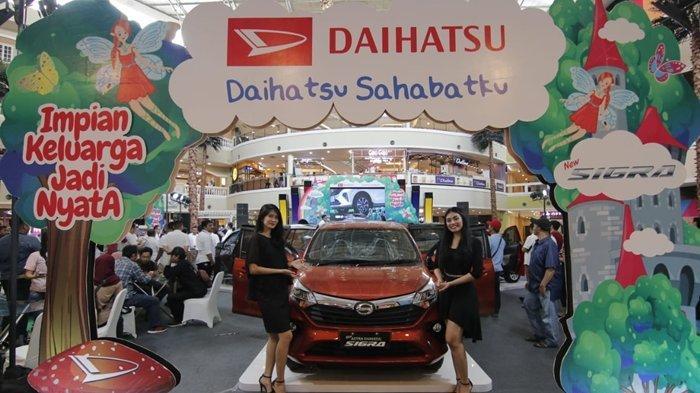 New Astra Daihatsu Sigra Resmi Diluncurkan di Balikpapan, tak ada Perbedaan Harga dengan Produk Lama