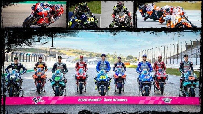 UPDATE Jadwal MotoGP 2021, Peluncuran Tim Secara Online, yang Pertama Bukan Repsol Honda atau Yamaha