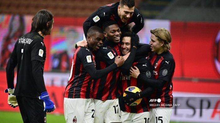 Update Liga Italia, Kabar Terbaru Brahim Diaz, Tonali & Calhanoglu di AC Milan, Maldini Kerja Keras
