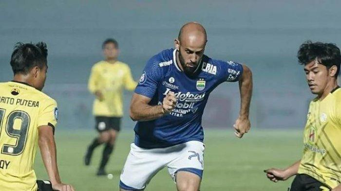 Jadwal Lengkap BRI Liga 1 2021 Pekan ke-2, Persib vs Persita, Arema FC Lawan Tim Bertabur Bintang
