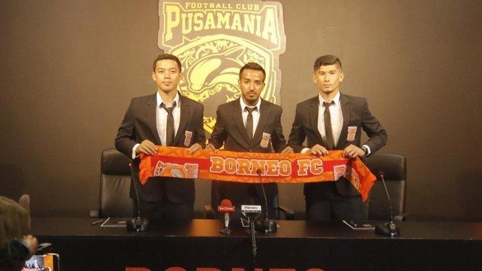 Sempat Dikabarkan ke Persiraja Banda Aceh, Kiper Dicky Indriyana Ungkap Alasan Memilih Borneo FC