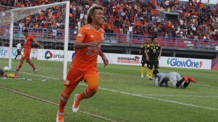 BANJIR GOL di Derby Papadan, Kalahkan Barito Putera Borneo FC Naik ke Peringkat 7 Liga 1 2019