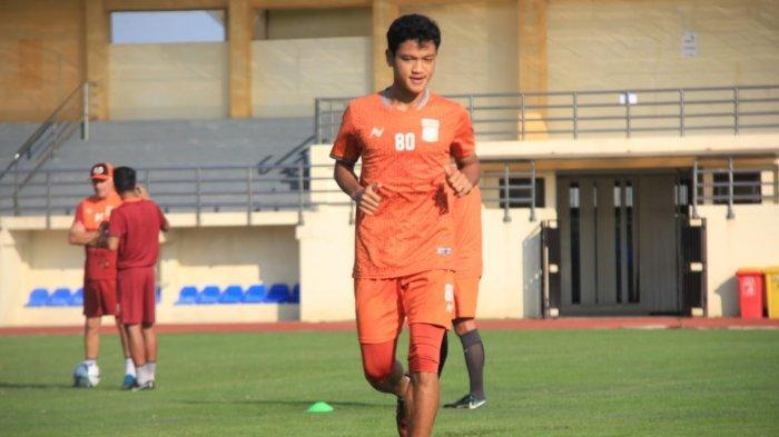 Striker Muda Borneo FC Ini Semakin Termotivasi Setelah Ikuti TC di Yogyakarta
