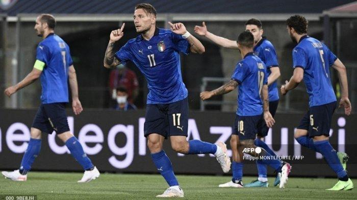 Timnas Italia tak Dibebani Target Juara di Euro 2020, Mancini Diminta Fokus Hal Ini