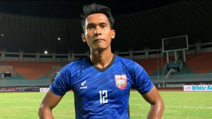 Pemain Borneo FC Samarinda Hendro Siswanto, Akui Fokus Hadapi Persik Kediri