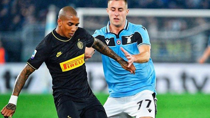 Catatan Tak Biasa Eks Kapten Man United Ashley Young Setelah Cetak Gol di Laga Lazio vs Inter Milan