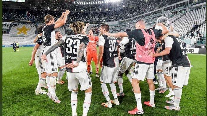 KABAR BURUK, Juventus Terancam Ditendang dari Serie A, Kasus Transfer Janggal Suarez dari Barcelona