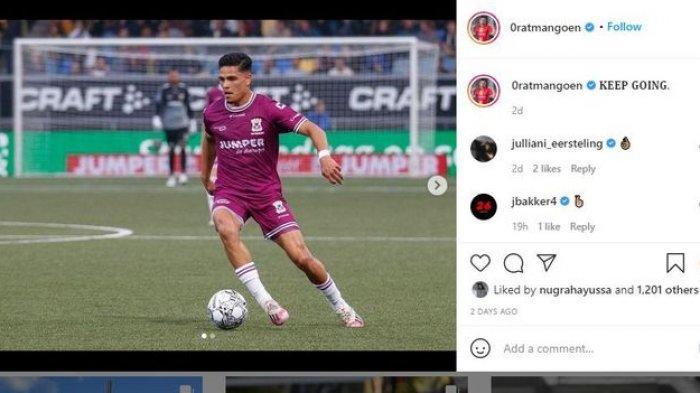 Striker Gacor Liga Belanda Beber Syarat Perkuat Timnas Indonesia, Singgung Bagus Kahfi, Egy & Witan