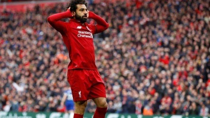 Mohamed Salah Dikabarkan Minta Naik Gaji Setara Bayaran Ronaldo di MU, Legenda Liverpool Beri Respon